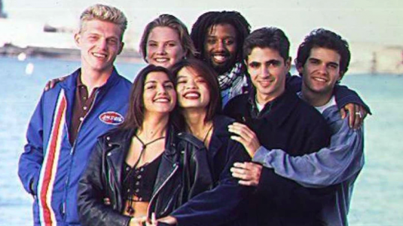 The cast of the 'Real World' San Francisco 1996