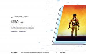 Redesigned BlackBerry Homepage, CEM Module